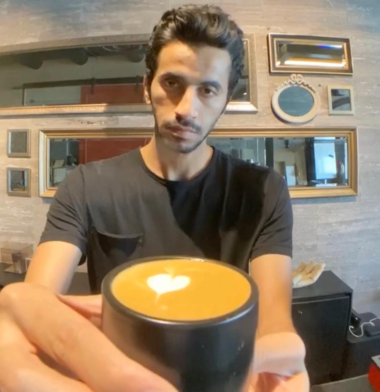 مسار تحدي 500 رسمة على القهوة